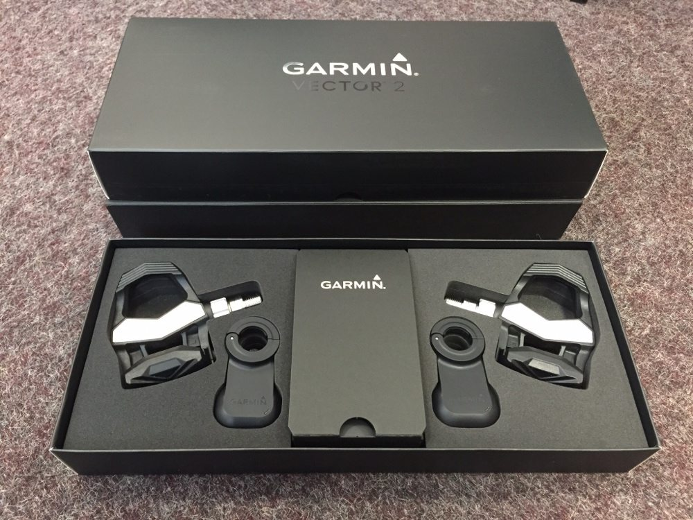 Garmin Vector 2 review