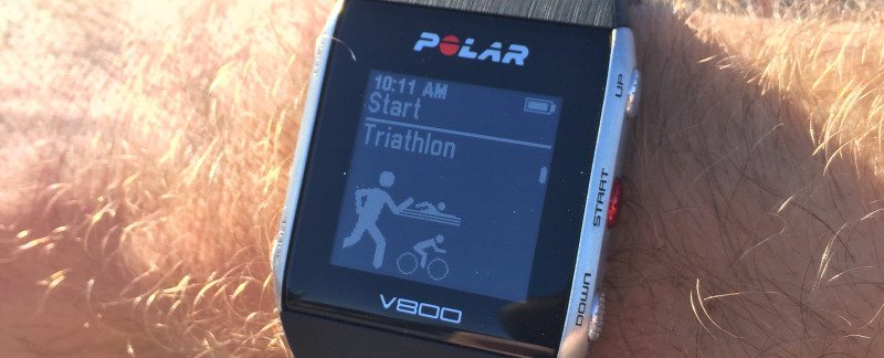 Polar V800 Multi-Sport Watch