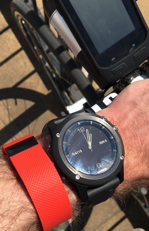 Garmin Fenix3 HR Review